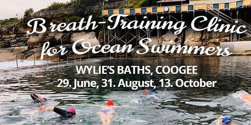 Breath-Training Clinic for Ocean Swimmers