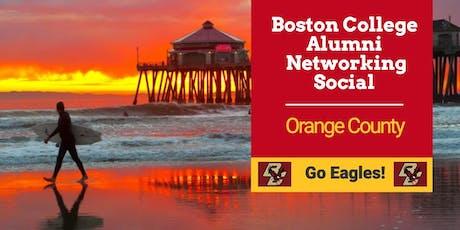 Boston College Alumni Networking Social tickets