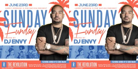 SUNDAY FUNDAY DAY PARTY W/ DJ ENVY tickets