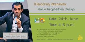 Mentoring Intensives: Value Proposition Design