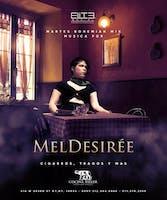Mel Desirée - Martes Bohemian Mix Música Pop @Cocina Taller