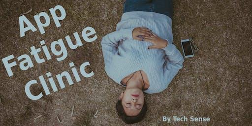 App Fatigue Clinic @ True North Festival
