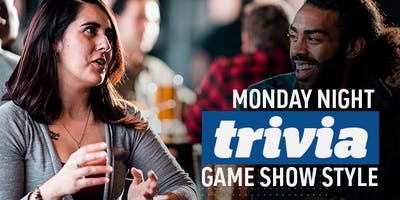 Trivia at Topgolf - Monday 5th August