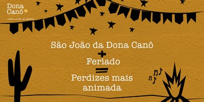 São João Dona Canô