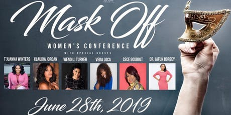Mask Off Women's Conference tickets