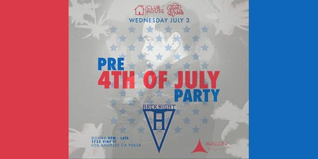 Arcknight (DJ Set) at Avalon Hollywood: Pre 4th of July Party tickets