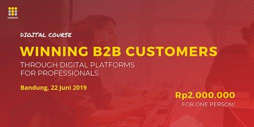 (PAID EVENT) Winning B2B Customers