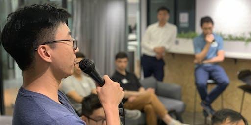 Hong Kong Angels' Angle Startup Showcase - HR Tech