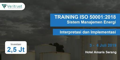 TRAINING ISO 50001:2018 - Interpretasi dan Implementasi (Paid Event)