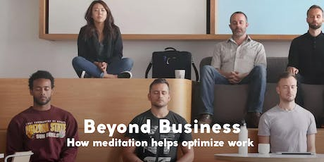 Beyond Business: How Meditation Helps Optimise Work tickets