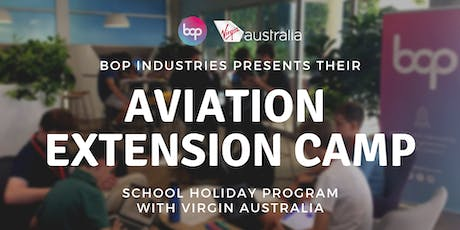 Aviation Extension Camp With Virgin Australia tickets