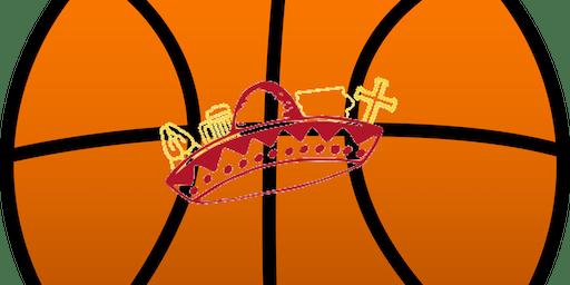 Tres Cristianos 3v3 Basketball Tournament