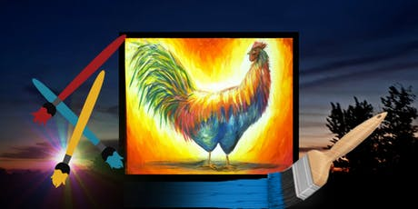 Rooster Paint in San Juan tickets