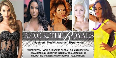 R.O.C.K. The Royals Hosted by Love All Nations tickets