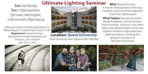 Ultimate Lighting Seminar