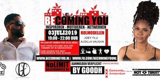 Becoming You X Goodhzo X Socialmedia