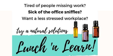 Lunch & Learn Essential Oil Class tickets