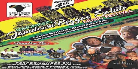 Jamdown Reggae Salute tickets