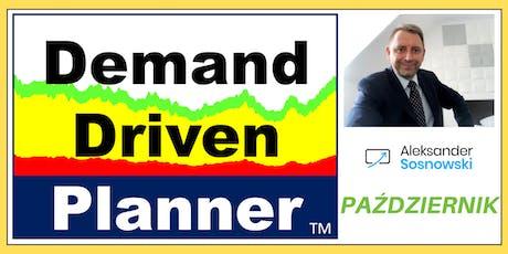 Październik DDMRP - 2-dniowe szkolenie logistyczne - Demand Driven Planner tickets