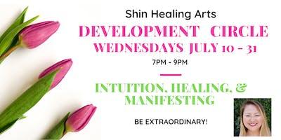 Shin Healing Arts - Development Circle
