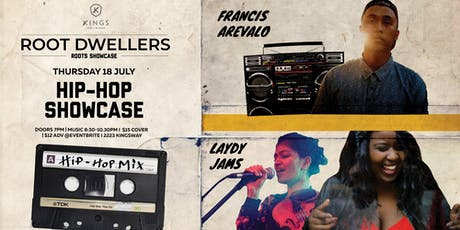 Root Dwellers presents: Francis Arevalo & Laydyjams  tickets