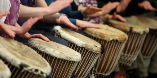 Winterfest Drumming Workshops