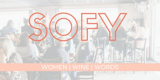 SOFY Small Business Networking | Women, Wine & Words