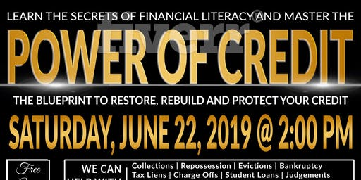 The Power of Credit - Thomasville, GA