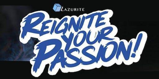 LAZURITE AREA - REIGNITE YOUR PASSION