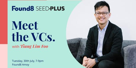 Meet The VCs Series - Seedplus tickets