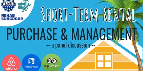 Multi-family Subgroup - Short-Term Rentals: From Purchase to Management tickets