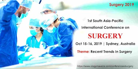 Surgery Conferences 2019 tickets