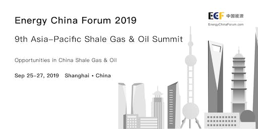 ECF2019 9th Asia-Pacific Shale Gas & Oil Summit