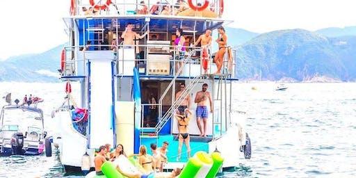 Lets Junk Boat Party (Triple Decker)