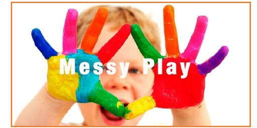 Children's Messy Play Sessions