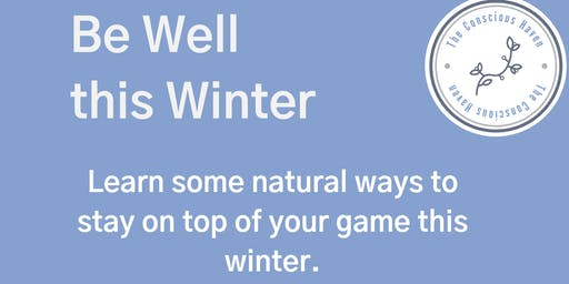 Be Well this Winter