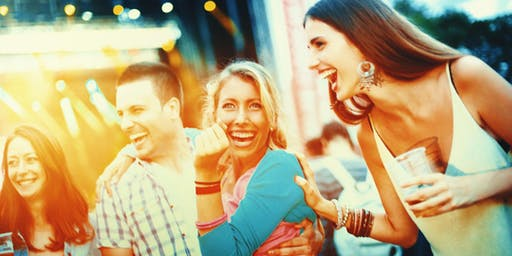 Saturday Night Speed Dating in FiDi!, (29-39 years) | CitySwoon