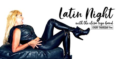 Latin Night - Elisa Rego Band tickets