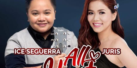 ALL HEART ICE & JURIS USA Tour Los Angeles with Full Band! tickets