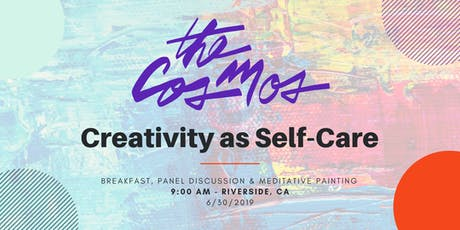 The Cosmos IE - Creativity as Self-Care tickets