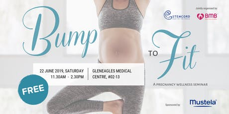 Bump to Fit: A Pregnancy Wellness Seminar tickets
