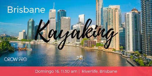Brisbane | Kayaking and beers
