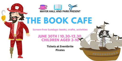 The Book Cafe:  Pirates wk 26