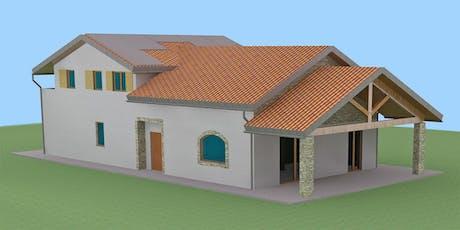 CANTIERE APERTO: Villa singola in legno ad Ambivere (BG) biglietti