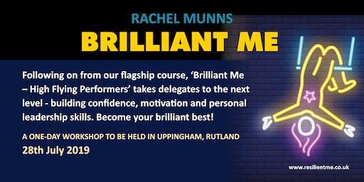 Brilliant Me - confidence -building and motivational workshop