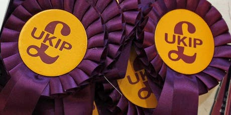 UKIP Cambs branch AGM tickets