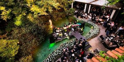 CFM / Garden Opening Cocktail Party - Show DJ Set & SAX