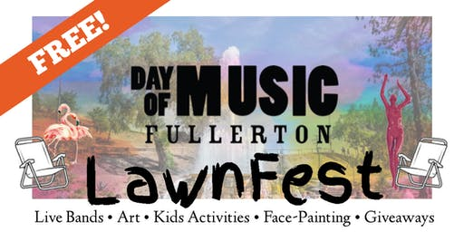 LawnFest for Day of Music