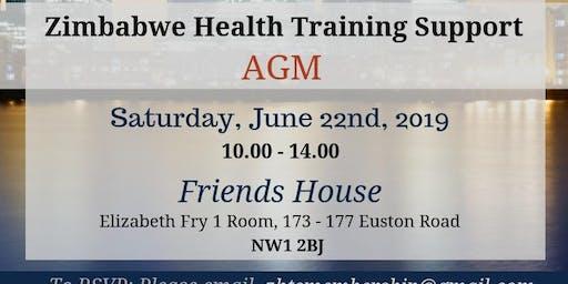 Zimbabwe Health Training Support