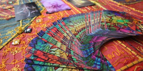 Find Wisdom in Your Hands - learn about the Tarot tickets